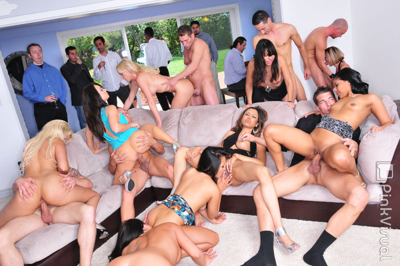 Sex party busty — photo 14
